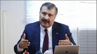Sağlık Bakanı Koca, Korona Virüsü (Corona Virüs) Hakkında Açıklamalar Yaptı