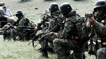 Türk Silahlı Kuvvetleri (TSK) ve Özgür Suriye Ordusu (ÖSO), Afrin´in güneybatısındaki Ebu Kabe ile H