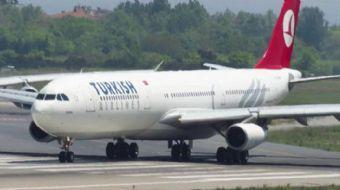 Dünyanın en fazla ülkesine uçan Türk Hava Yolları (THY), 121'inci ülke olarak Batı Afrika ülkesi Si
