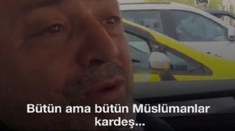 İstanbul'a gelen bir Arap profesör ile MÜSİAD üyesi iş adamlarından Mustafa Keleş'in sohbeti sosyal