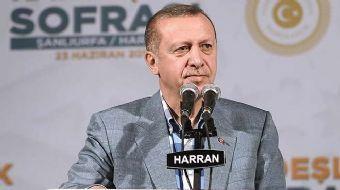 Cumhurbaşkanı Recep Tayyip Erdoğan, Ramazan Bayramı sebebiyle yayınladığı mesajda 'Ülkemizi bu tarz