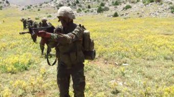 Dünyanın en zorlu askeri eğitimlerinin verildiği Isparta Eğirdir Dağ Komando Okulunda Türkiye'nin fa