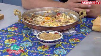 Enfes Bir Kahvaltı Tarifi: Kavurmalı Yumurta | #MutluKahvaltılar