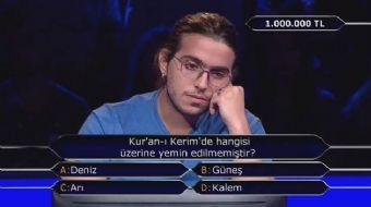 Kim Milyon Olmak İster? adlı televizyon programı, dün akşam yeni sezonuyla ekranlara geldi. 21 Hazir