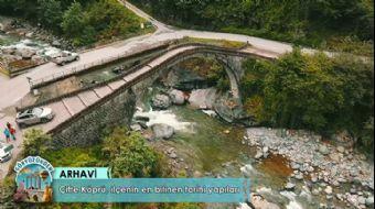 Laz Kültürünün Kalesi: Arhavi