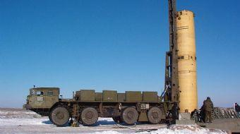 Rusya Savunma Bakanlığı, Kazakistan'daki Sarı Şagan askeri poligonunda modernize edilen yeni bir füz