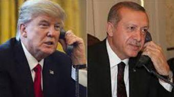 Trump Cumhurbaşkanı Recep Tayyip Erdoğan'ı arayacak
