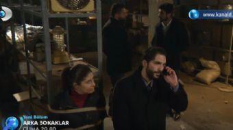 Kanal D ekranlarının sevilen dizisi Arka Sokaklar'ın son bölüm Fragmanı yayınlandı