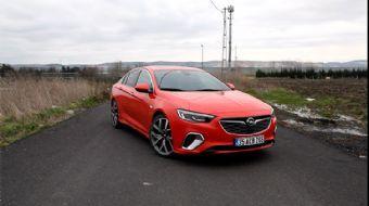 En hızlı Opel Insignia'yı test ettik