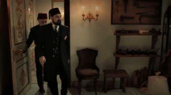 TRT 1'in Devlet-i Aliyye'nin son dönemini konu alan dizisi Payitaht Abdülhamid'de, Sultan Abdülhamid