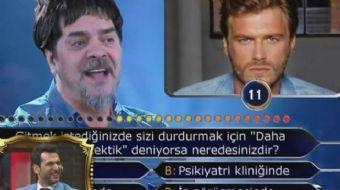 Kanal D'de ekrana gelen Beyaz Show'da Beyaz, 'Kafa Yerleştirme' yöntemi ve Fevzi Going tiplemesi i