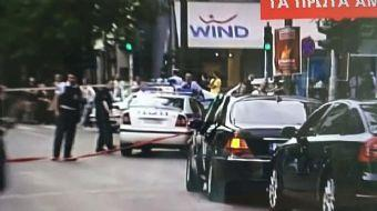 Eski Yunanistan Başbakanı Lukas Papadimos'a bombalı saldırıda yaralandı.