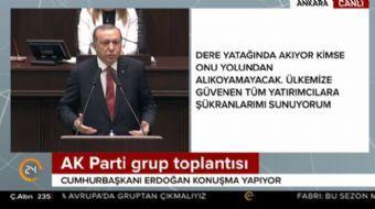 Cumhurbaşkanı Recep Tayyip Erdoğan'dan S-400 açıklaması