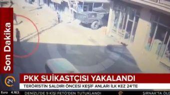 Yüksekova kaymakamına suikast son anda önlendi. Terör örgütü PKK'nın suikastçısı operasyonla yakalan
