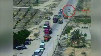 Mısır'da Sina Yarımadası'nın kuzeyinde bomba yüklü aracın patlaması sonucu ikisi çocuk yedi sivil ya