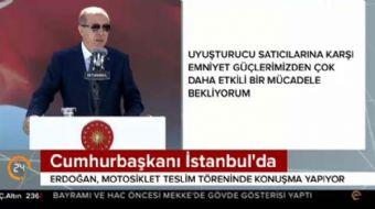 Cumhurbaşkanı Erdoğan: Hasdal'da yeni Emniyet Külliyesi inşa edeceğiz