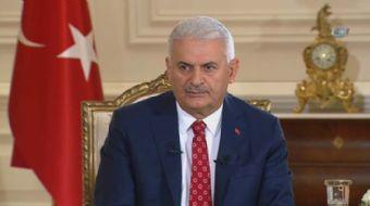 Başbakan Binali Yıldırım, ortak yayında gazetecilerin sorularını yanıtladı.