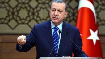 Cumhurbaşkanı Recep Tayyip Erdoğan IKBY gayrimeşru referandumuna ilişkin: İsrail'den başka desteyley