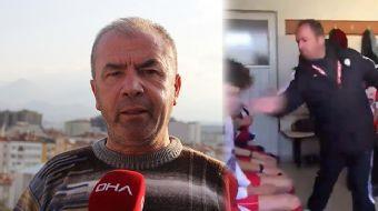 Futbolcuları Tokatladığı Videoyla Gündeme Oturan Halit Kurt'tan İlginç Savunma