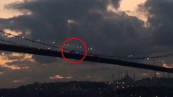 15 Temmuz Şehitler Köprüsü'nün Ortasında Dehşet!
