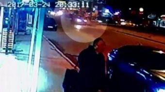 Ankara'nın Polatlı ilçesinde 1 kişinin hayatını kaybettiği trafik kazasında yerde yatan kazazedeye y