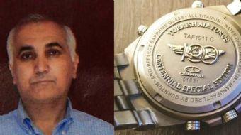 FET֒cü darbenin 1 numarası Adil Öksüz'ün kaçarken bile nezarette kalan Hava Kuvvetleri logolu özel