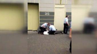 Alman polisinin ülkede yaşayan Türk vatandaşlarına uyguladığı orantısız güç ve şiddet olaylarına bir