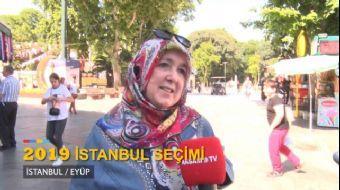 Akşam TV Seçim Sonuçlarını İstanbullulara Sordu