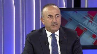 Dışişleri Bakanı Mevlüt Çavuşoğlu, katıldığı canlı yayında bölgesel gelişmelere ilişkin ve dış polit