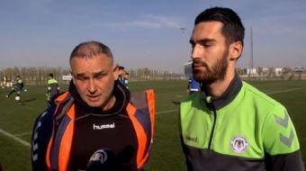 Spor Toto Süper Lig'de son haftalarda attığı gollerle dikkati çeken Atiker Konyaspor'un Boşnak forve