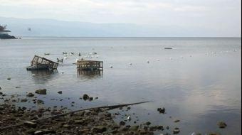 Su Altı Müzesi Olacaktı, Ama Kalıntıları Suyun Üzerine Çıktı