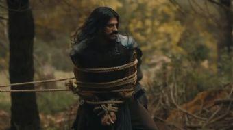 Kuruluş Osman izleyicilerini heyecanlandıran sahne! Osman ve Alpleri yakalandı