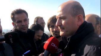 İçişleri Bakanı Süleyman Soylu: Enkazda Bir Vatandaşımız Daha Var