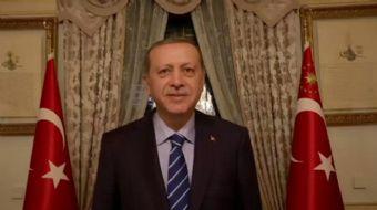 Cumhurbaşkanı Recep Tayyip Erdoğan, 63. doğum gününü kutlayanlara, sosyal paylaşım sitesi Twitter'da