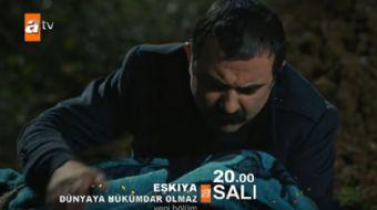 Sevilen dizi Eşkıya Dünyaya Hükümdar Olmaz'ın yeni bölüm fragmanı yayınlandı