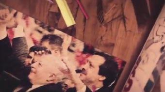 Almanya'da yaşayan Türk gencinin hazırladığı rap tarzındaki şarkıya eşlik eden 'Evet' videosu, sosya