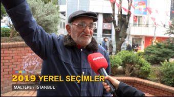 Akşam TV Yerel Seçim Öncesi Halkın Nabzını Tuttu: Maltepe