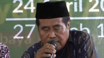 Endonezyalı hafız Şeyh Abdurrahman, canlı yayında Kur'an'ı Kerim okurken hayatını kaybetti. Endonezy
