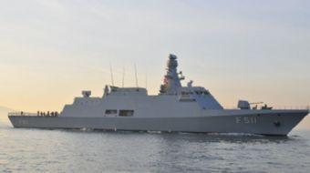 Türk Deniz Kuvvetleri'ne yerli üretim gemi sağlanmasını amaçlayan MİLGEM Projesi dahilinde inşa edil