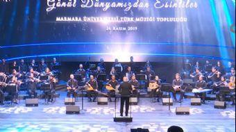 Cumhurbaşkanlığı Külliyesi'nde Türk Müziği Ziyafeti