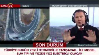 Türkiye, Yerli Otomobilini Tanıtıyor...