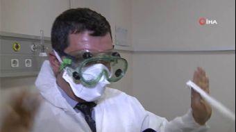 Ankara'da Korona Virüsüne Karşı Şifreli Karantina Odaları Oluşturuldu