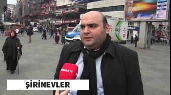 Akşam TV Yerel Seçim Öncesi Şirinevler'de Halkın Nabzını Tuttu