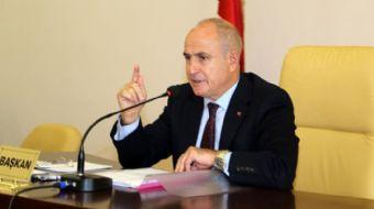 Küçükçekmece Belediye Başkanı Hasan Akgün Parkın pılmasına ilişkin sorulara yanıt verdi