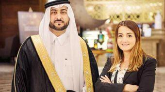 Katar'a yönelik baskılar sürerken Arap Yarımadası'nın en büyük aşiretlerinden biri olan Şammar'dan a