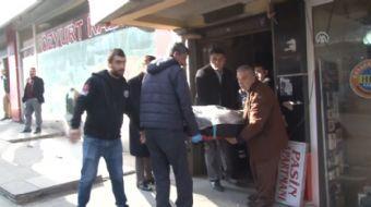 Erzurum'da 46 yaşındaki kişi, iş yerinde ölü bulundu.Alınan bilgiye göre, Aşağı Mumcu Mahallesi'nde
