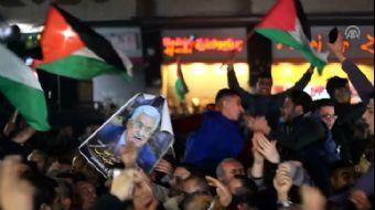 Trump'ın Sözde Orta Doğu Barış Planı Batı Şeria'da Protesto Edildi