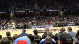 NBA, Elazığ ve Malatya'yı Unutmadı