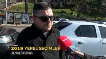 Akşam TV Yerel Seçim Öncesi Beykoz'da Halkın Nabzını Tuttu