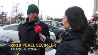 Akşam TV Yerel Seçim Öncesi Başakşehir'de Halkın Nabzını Tuttu